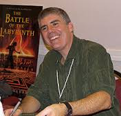 Author Rick Riordan