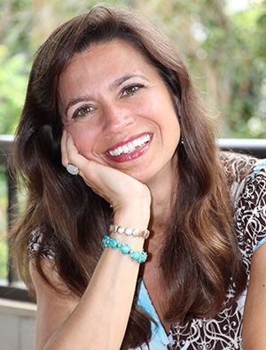 Stacy Nyikos AUTHOR PHOTO