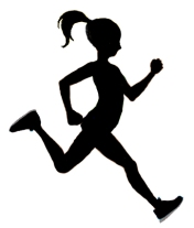 girl-running-silhouette-running-girl